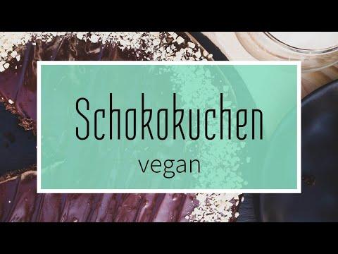 Veganer Schokokuchen: Schok-ierend gut. Schockierend einfach.