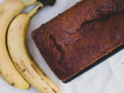 Veganes Bananenbrot aus der Kastenform